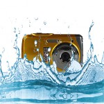 10 MP Waterproof Digital Camera