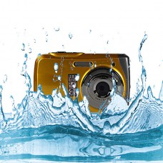 10 MP Waterproof Digital Camera