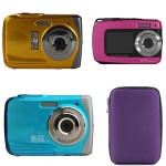 Waterproof Digital Cameras with Bags