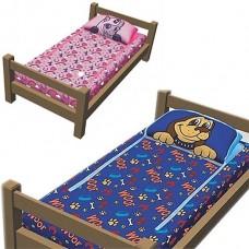 Soft Fleece Twin Bedding Set
