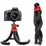 "Mini 12"" Flexible Tripod with Ballhead"