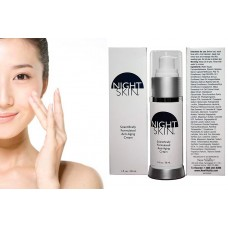 Night Skin Formulated Anti Aging Face Cream Skin Care
