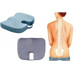 Back Support Corrector Miracle Orthopedic Bamboo Cushion Comfort Seat Pillow Car