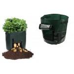 Grow Planter Bags Garden Planting Pots Potato Vegetable Bags Container