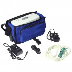 45dB Quiet Portable Oxygen Machine Concenctrator for Home Travel Use